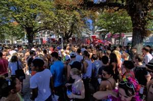 Zürich 2015 (Streetparade)